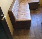 Угловой диван, уголок на кухню