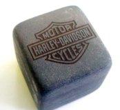 камень виски с гравировкой harley davidson