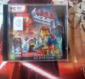 The lego movie computer game