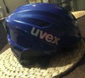 Шлем Uvex новый (лыжи, сноуборд)
