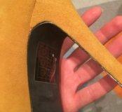 Ботильоны ботинки новые TT bagatt Италия кожаные