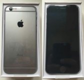 iPhone 6/16 серый космос