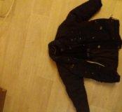 костюм зимний куртка штаны