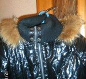 Куртка очень теплая зима