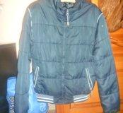 Курточки деми