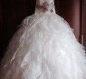 Платье свадебное в стиле Vera Wang