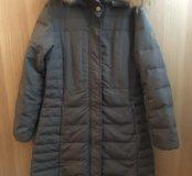 Зимнее пуховое пальто Luhta