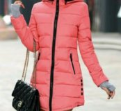 Пальто/зимний пуховик