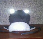 Зимняя шапка лесси
