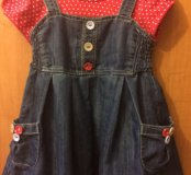 Платье для девочки 86 см ( 2 года)
