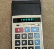Микрокалькулятор Электроника мк 23 А
