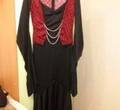 Платье Вампиршы