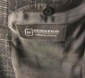 Пиджак шерстяной Henderson