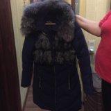 Куртка дутая-Пуховик