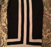 Bardot юбка размер 8  UK
