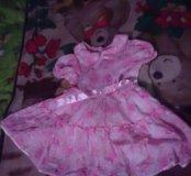 Платье размер 34