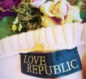 Персиковое Платье от Love Republic