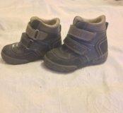 Ботинки детские кожаные KIDTEX