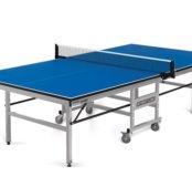 Теннисный стол Leader - клубный, подходит для трен