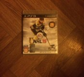 Продаю игру NHL15 на ps3