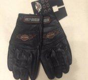 Мото перчатки Harley Davidson