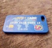 Чехол в виде кредитной карты для iphone 5 и 5s