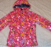 Куртка горналыжная