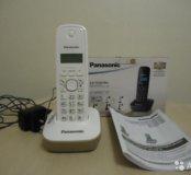 Panasonic KX-TG1611RU в отличном состоянии