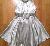Детское вечернее платье.