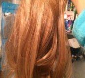 Накладка на волосы, шиньон