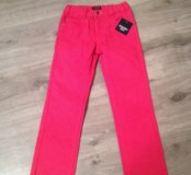 Новые джинсы на 5-6 лет