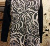 Платье трикотаж 42-44