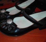 Аккуратные детские туфельки