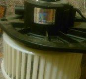 Вентелятор печки