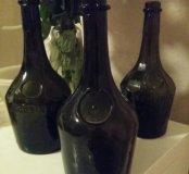 Старинные бутылки 19 век