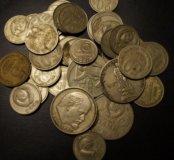 Продам 70 монет СССР