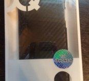 Carbon case для iPhone 6