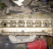 крышку клапанов на BMW VVTA