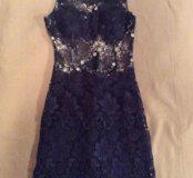Вечернее платье. Новое. 42 р.