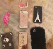 Чехлы на iPhones 5s