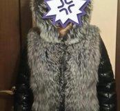 Новая куртка-жилетка
