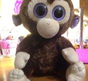 Мягкая игрушка ( обезьяна )