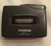 Кассетный диктофон-плеер Thomson DK32
