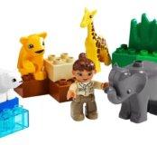 Лего 4962 Зоопарк для малышей