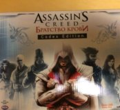 Assassin's Creed Братство Крови Codex Edition
