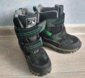 Зимние ботинки Kapika