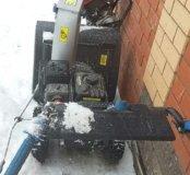 Снегоуборщик бензиновый Mac Allister mspt 196