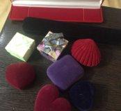 Коробочки для ювелирных подарков