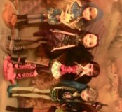 Куклы Монстер хай и Эвер Афтер хай