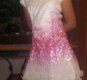 Платье для девочки  (140 см)